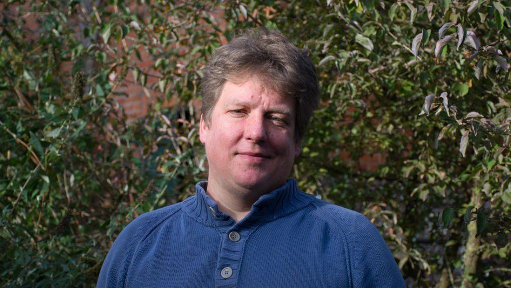 Martin Fischer - Vorstand LERNORT